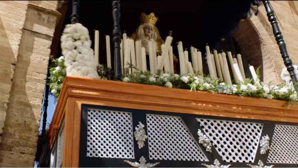 La cera de Bellido se utilizó en la película Ocho apellidos catalanes