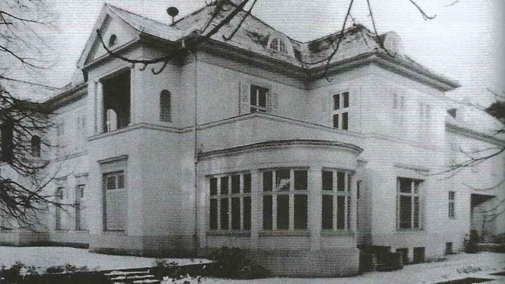 Cuartel General de la Ahnenerbe en Berlín.