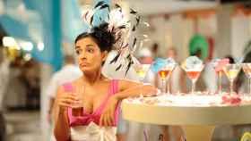 La actriz Inma Cuesta en 'Tres bodas de más'