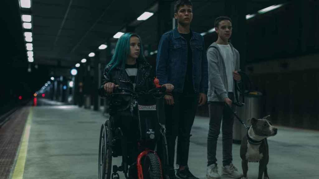 Imagen de 'Los Espabilados', la nueva serie de MOvistar