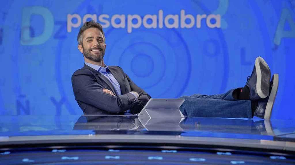 Leal está triunfando con 'Pasapalabra' en las tardes de Antena 3.