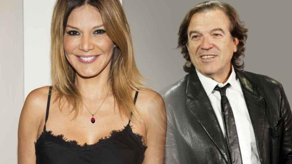 Ivonne Reyes y Pepe Navarro en montaje de JALEOS.