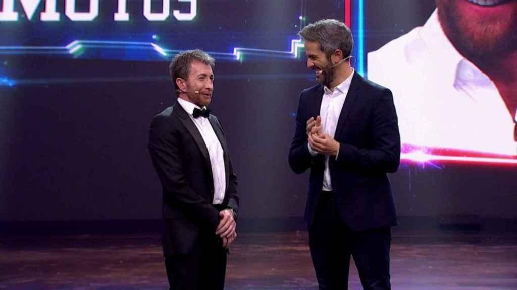 Pablo Motos acudirá como invitado al estreno de 'El Desafío'.