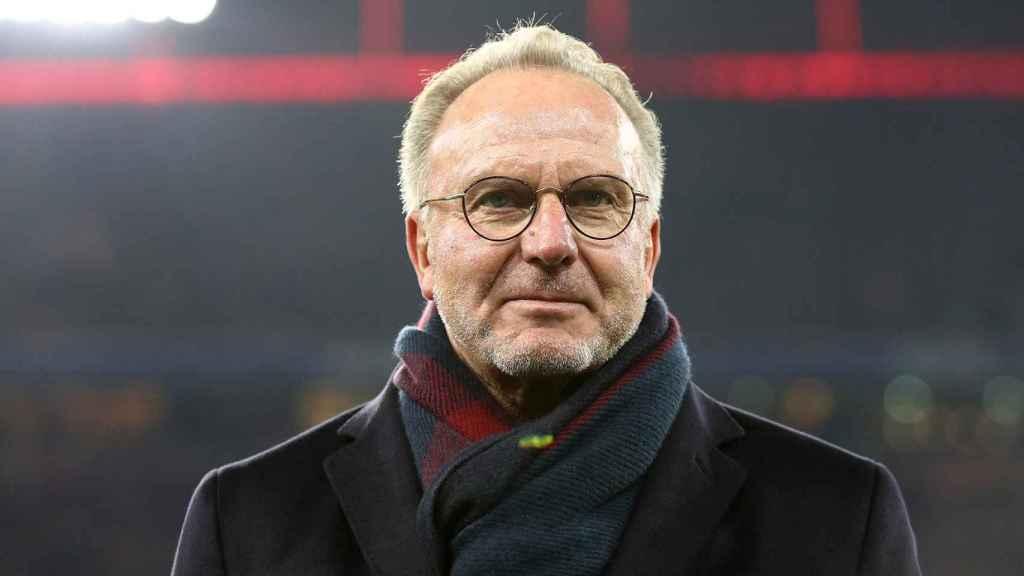 Rummenigge, director general del Bayern