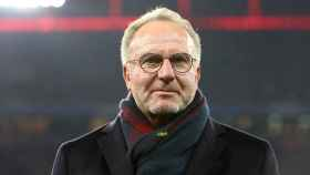 Rummenigge, director general del Bayern