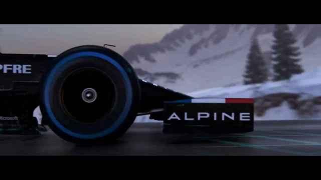 Vídeo presentación de la escudería de Fórmula 1 Alpine F1 Team