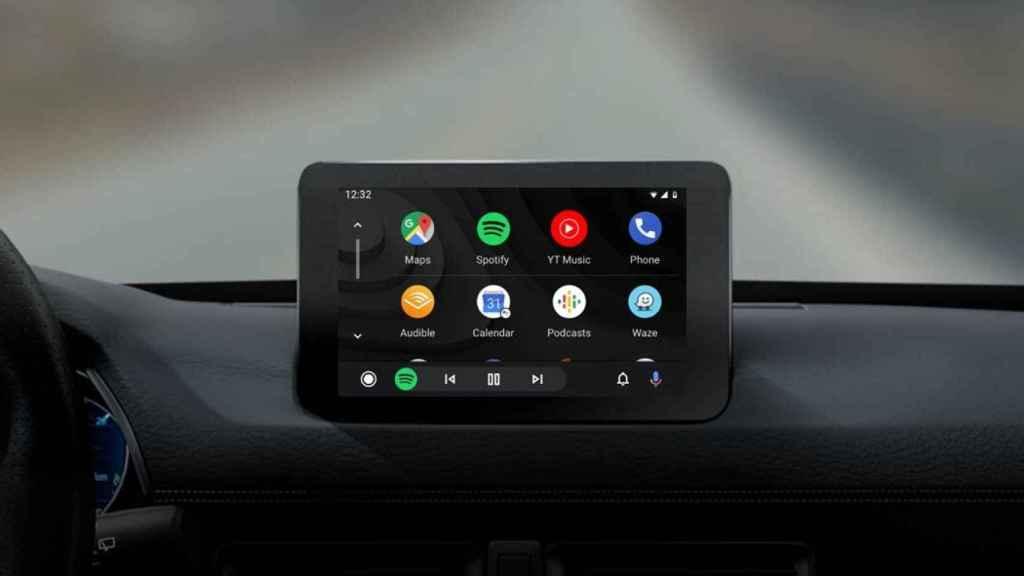 Interfaz de Android Auto 6.0