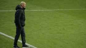 Zidane analiza en rueda de prensa la derrota del Real Madrid ante el Athletic en la Supercopa