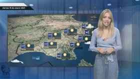 El tiempo en España para el 15 de enero.