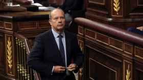 El ministro de Justicia, Juan Carlos Campo. Efe
