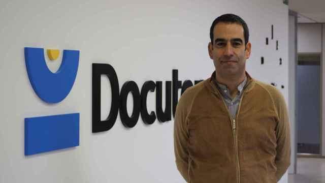 Brais Méndez, CEO de Docuten, empresa participada por GoHub.