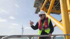 Alianza entre Iberdrola y Total para más de 1.000 MW eólica marina en Dinamarca