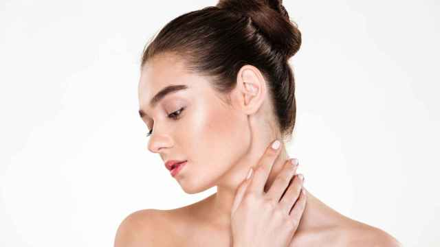 El cuello es una parte importante del cuerpo que hay que cuidar.