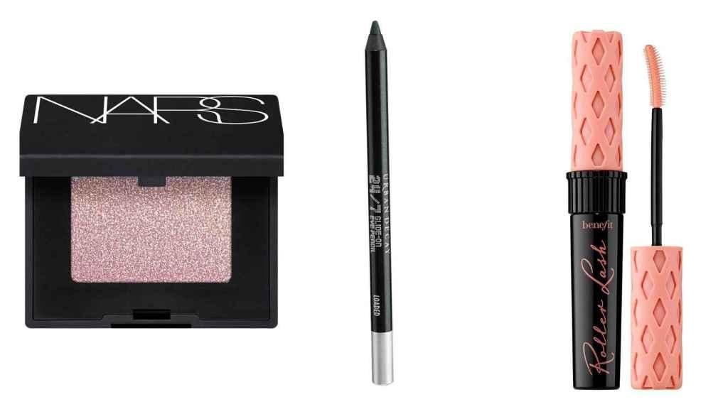 Para imitar este maquillaje puedes optar por estos productos.