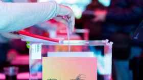 Las urnas de las últimas elecciones a la presidencia del FC Barcelona