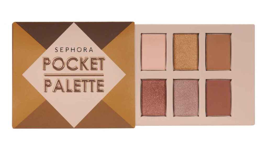 Pocket Palette SephoraCollection.