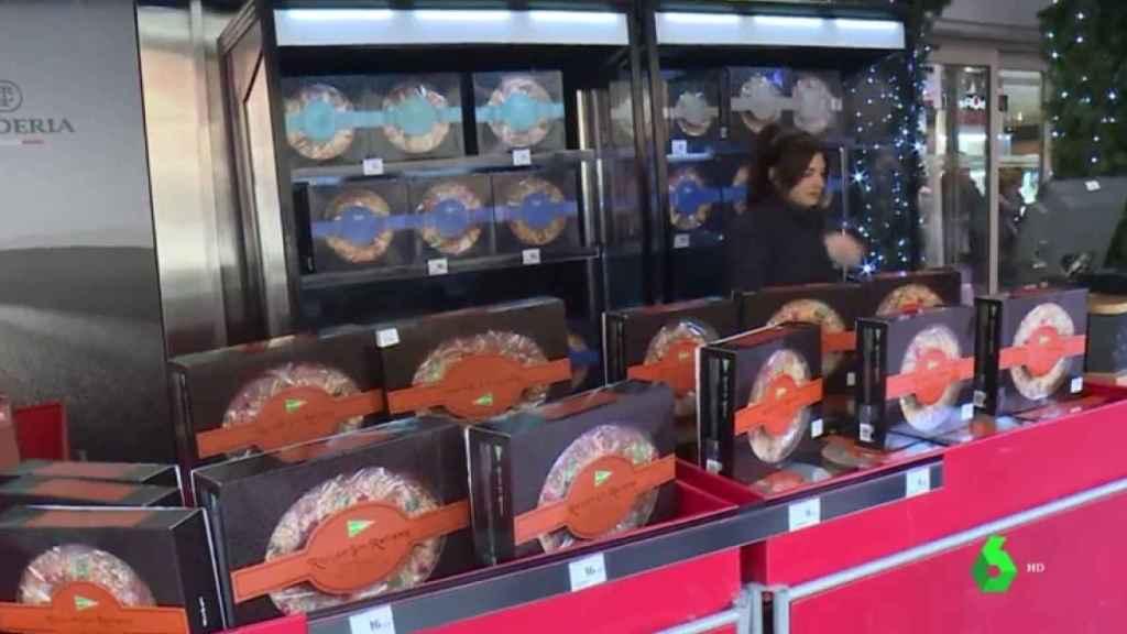 Sancionan a Atresmedia por publicidad encubierta de un roscón de Reyes