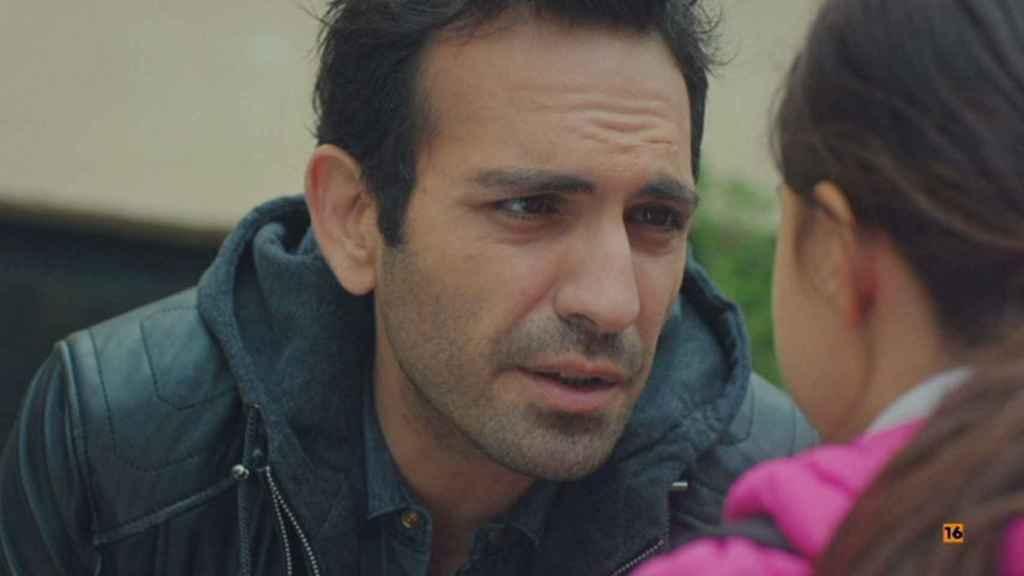Bugra Gülsoy, el actor que da vida a Demir en 'Mi hija'.