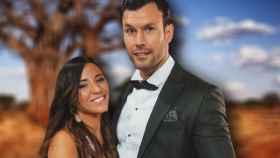 Alicia Peña y Jorge Pérez, en un montaje de Jaleos.