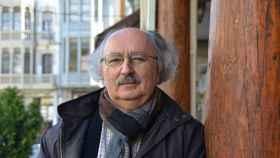 El poeta Antonio Colinas.