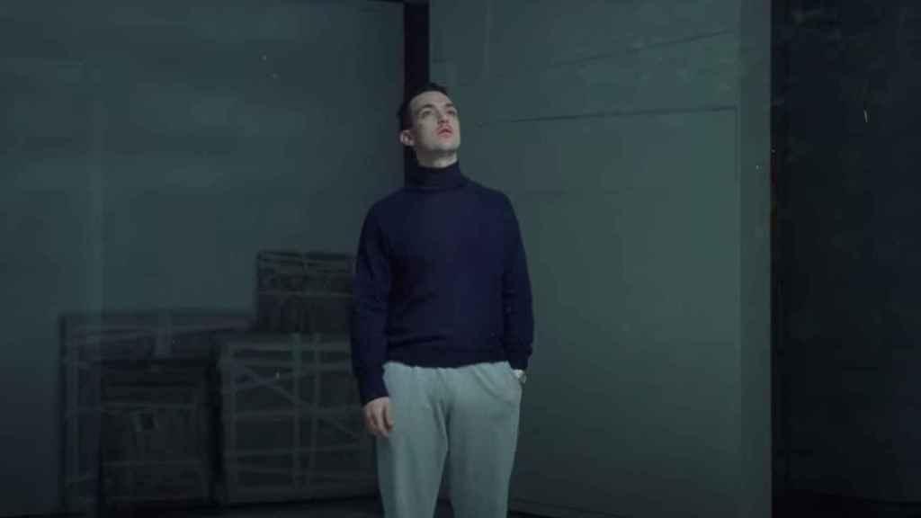 C. Tangana, en el videoclip de su nueva canción.
