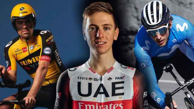 La serpiente multicolor, de estreno: así serán los maillots del pelotón ciclista en la temporada 2021