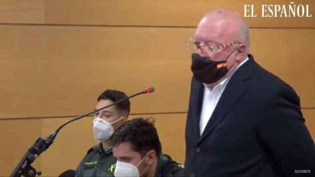 Villarejo: Denuncié irregularidades en cuentas del CNI y fue el principio de mi caída