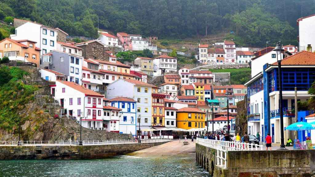 Cudillero es un pequeño pueblo de Asturias. FOTO: Javier Alamo (Pixabay)