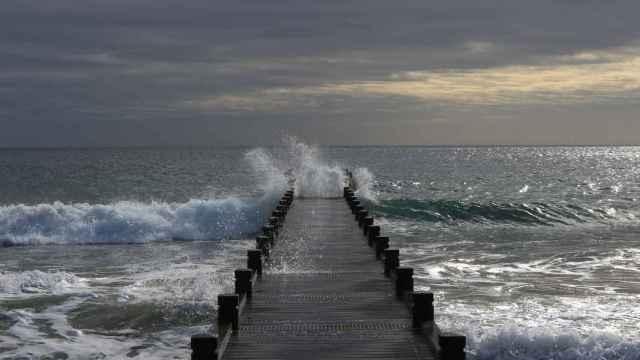 El mar provoca un constante desgaste en cualquier infraestructura marítima. FOTO: Renan Brun (Pixabay)