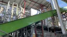 Las instalaciones de PRECO, en Toledo, dedicadas al reciclaje de plástico
