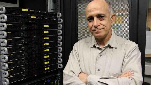 José Duato, catedrático del Departamento de Informática de Sistemas y Computadores de la Universitat Politècnica de València.