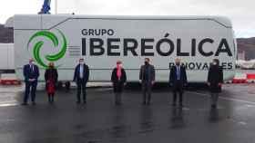Repsol e Ibereólica inician la primera fase de su primer parque eólico en Chile