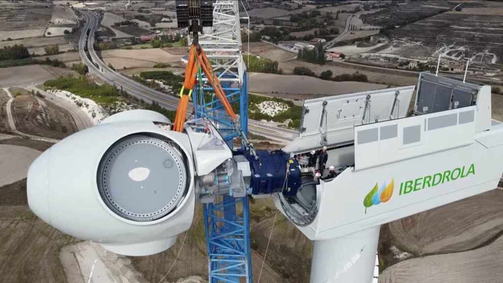 Iberdrola impulsa 500 MW nuevos 'verdes' en Castilla y León con 400 millones