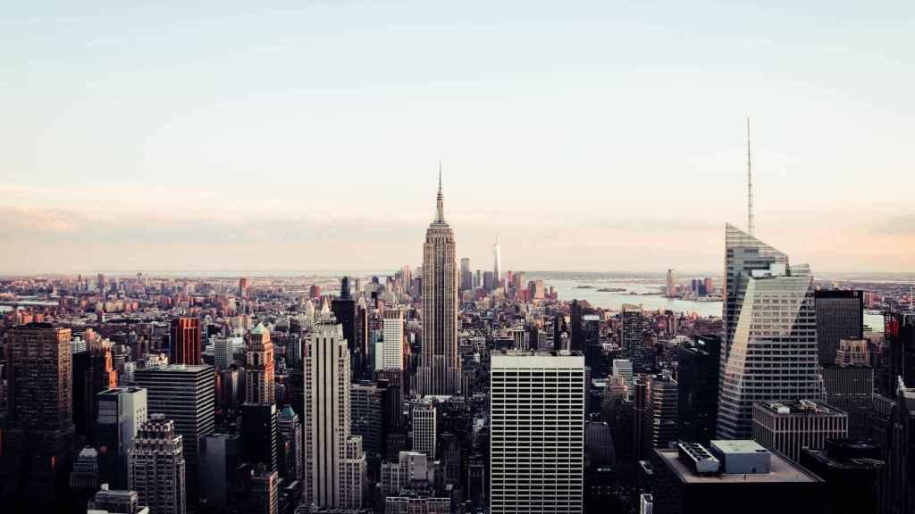 La ciudad de Nueva York.