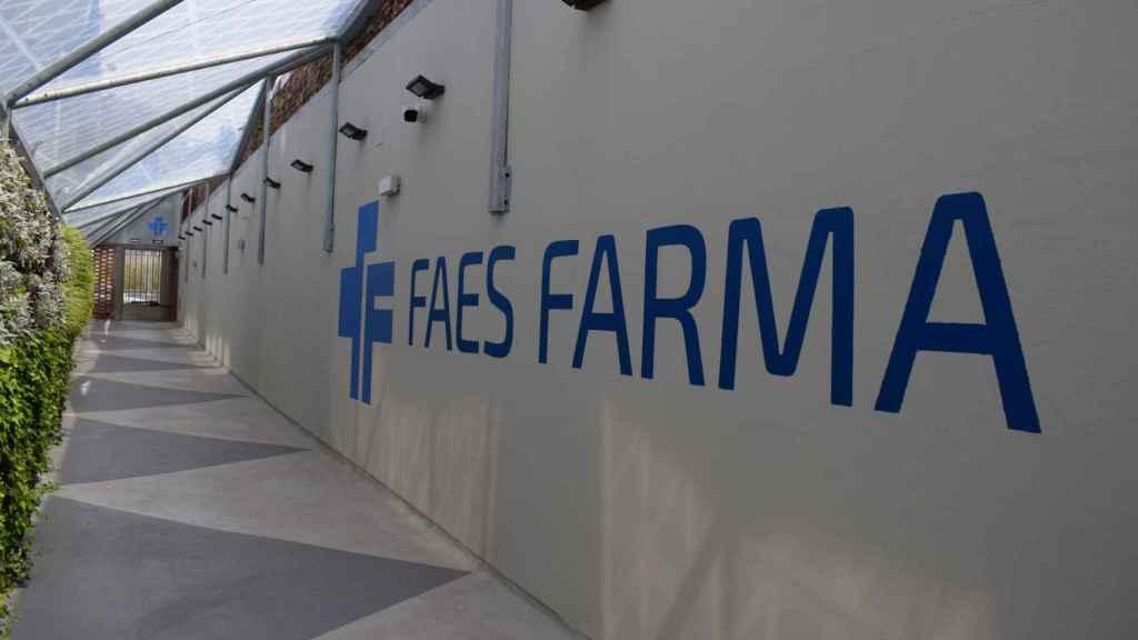 Faes Farma obtiene un beneficio de 72,5 millones en 2020, un 14,6% más