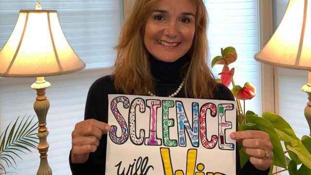 Nanette Cocero, presidenta global de Vacunas de Pfizer.