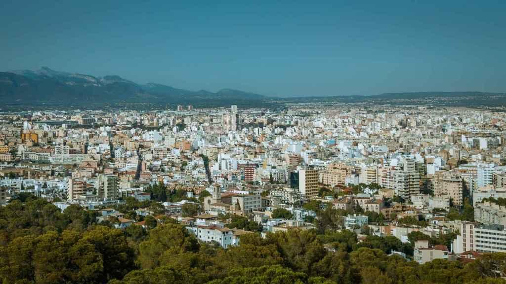 Imagen de Palma de Mallorca.
