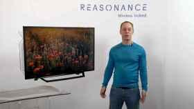Así es el prototipo de televisor inalámbrico de Resonance.
