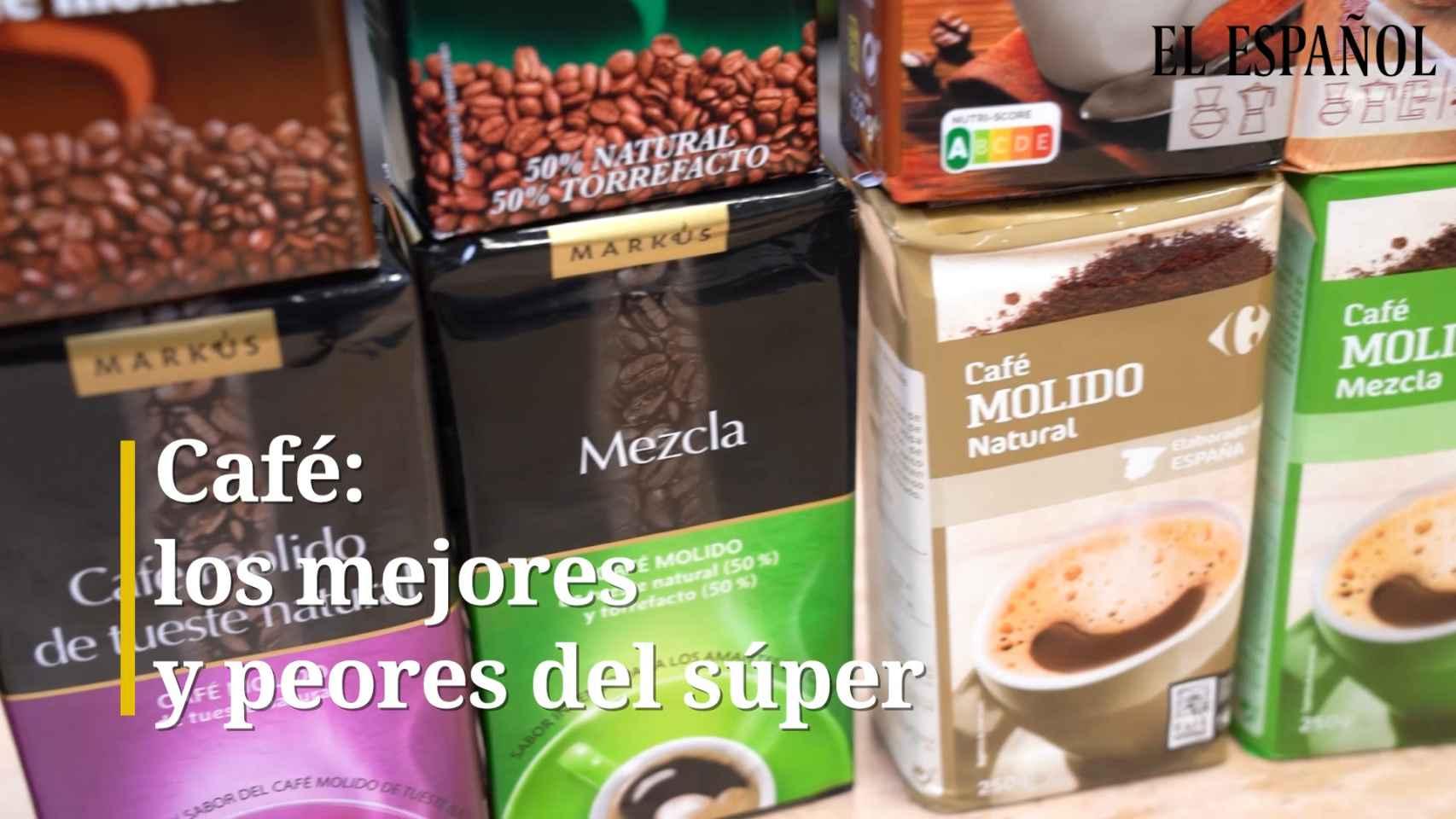 Café: los mejores y peores del súper.