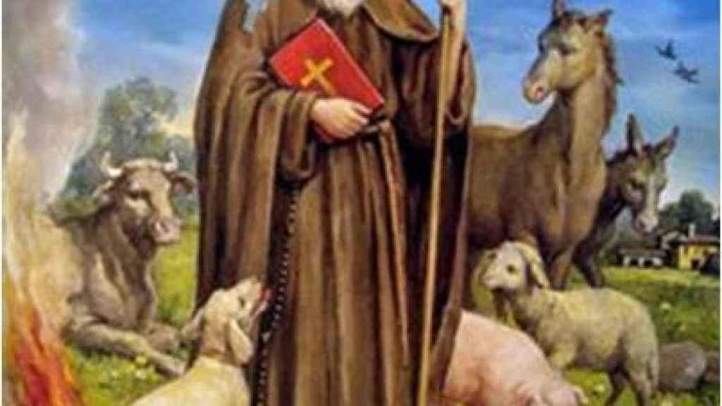 ¿Qué santo se celebra hoy, domingo 17 de enero? La lista completa del santoral