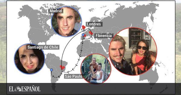 La pareja que se conoció por Tinder a 10.000 kms: su odisea en la era Covid hasta vivir en Madrid