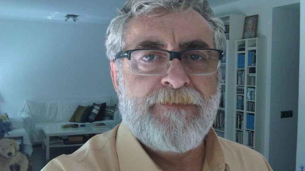 Alejandro Mata, de Collado Villalba (Madrid). Candidato que denunció las primarias en la localidad.