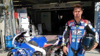 Muere el piloto Arturo Tizón tras desplomarse en bicicleta