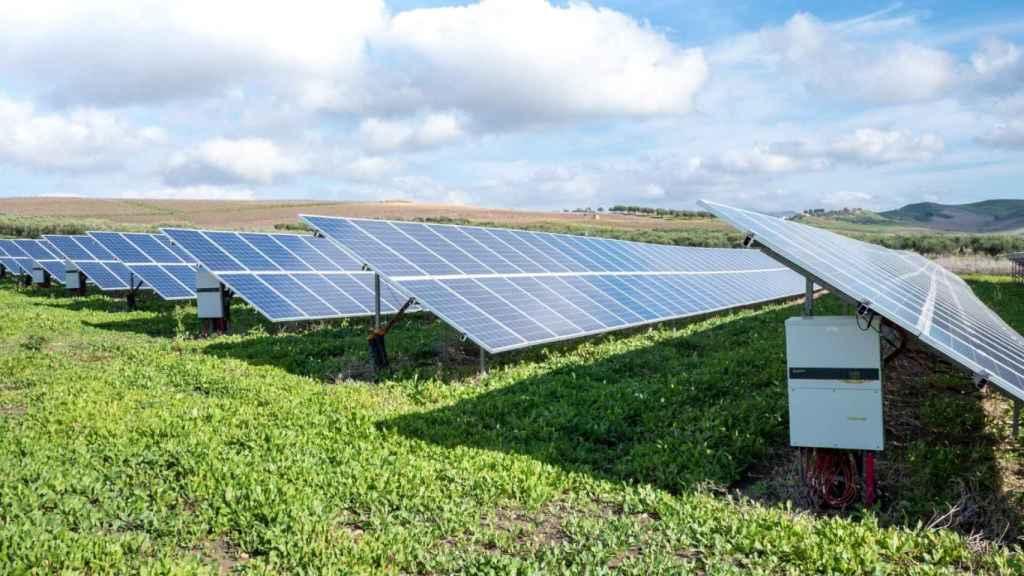 Instalación fotovoltaica de Harbour Energy. EE