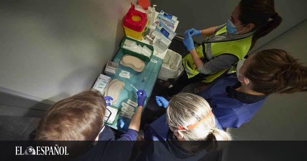Un estudio revela que España no terminará de estar vacunada al actual ritmo hasta junio de 2023