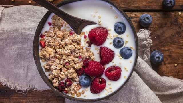 Del yogur con quinoa a la crema de champiñones: 4 alimentos que no son lo que parecen