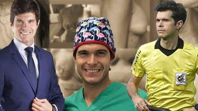 El 'caso César Noval': el árbitro descendido a 2ª acusado por más de 50 mujeres por sus cirugías