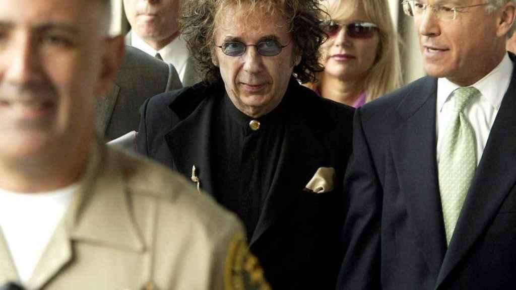 Phil Spector en 2004.