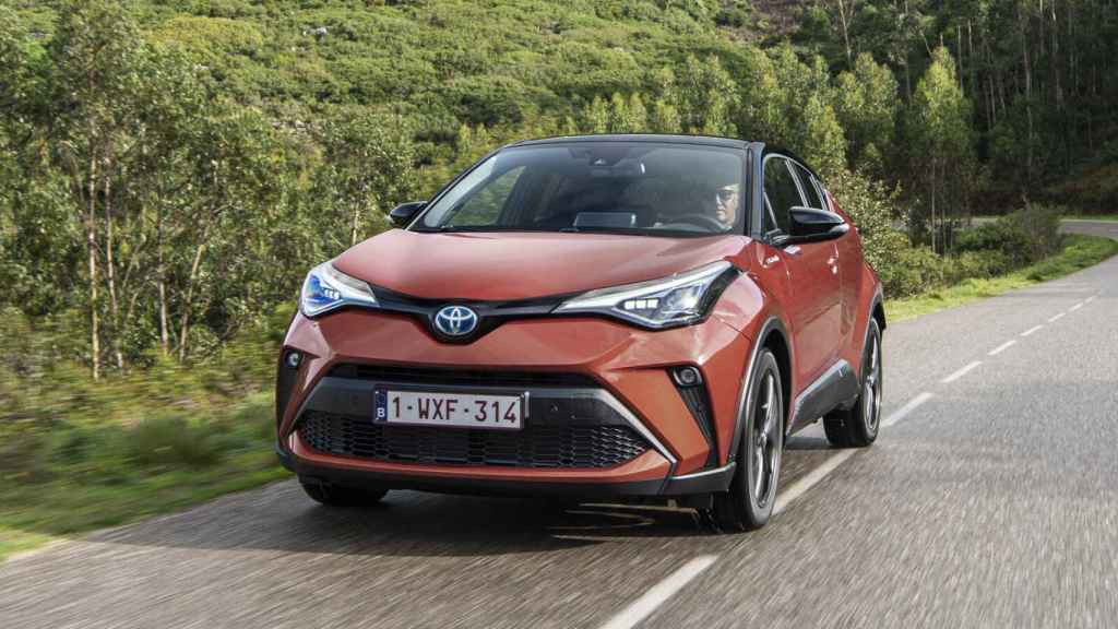 Toyota es la número uno en cuota de mercado en España en vehículo electrificado.