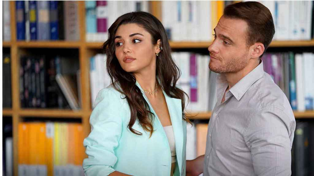 Protagonistas 'Love is in the air' (Fuente: FOX)